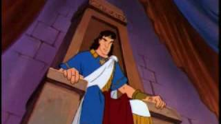 Animated Bible Story of Solomon On DVD