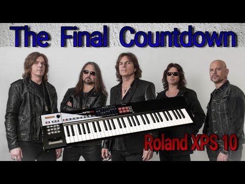 Xps 10 Patch Free + sample  - The Final Countdown - Europe