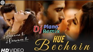 Hua Bechain || Romantic Song // Dj Song || With Piano Mixx || Dj Rabindar Sasaram || Vip Remix