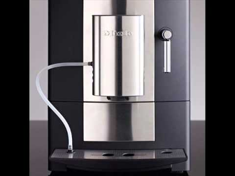Built In Coffee Maker Reviews : Miele CM5200 Review Miele Built In Coffee Maker Review - YouTube
