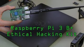Download Set Up an Ethical Hacking Kali Linux Kit on the Raspberry Pi 3 B+ Mp3 and Videos
