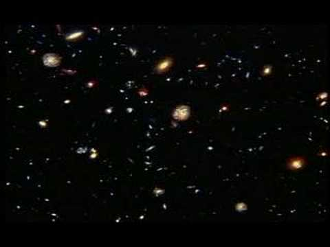 "Carl Sagan ""100 Billion Galaxies each W/100 Billion Stars ..."