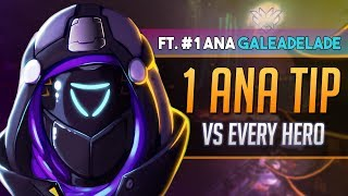 1 ANA TIP for EVERY HERO ft. TSM GaleAdelade