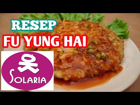 Fu Yung Hai Solaria Ala Pedagang Kaki 5 Youtube
