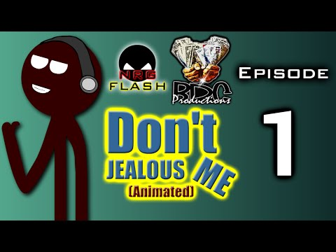 Don't Jealous Me - Animated Part Letter 1