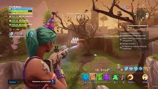 Fortnite* Save The World Missionary no. 44 Quotes in the Air Tablon City