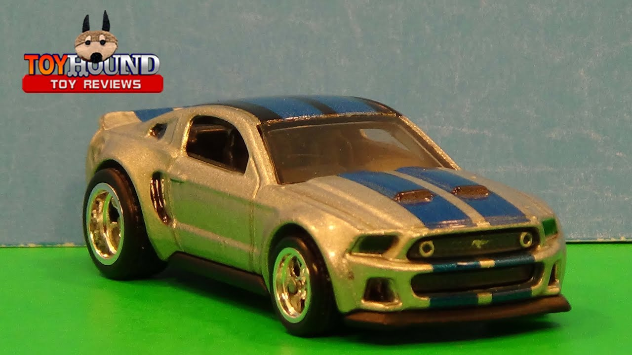 hot wheels need for speed 2014 custom mustang,toyhound - youtube
