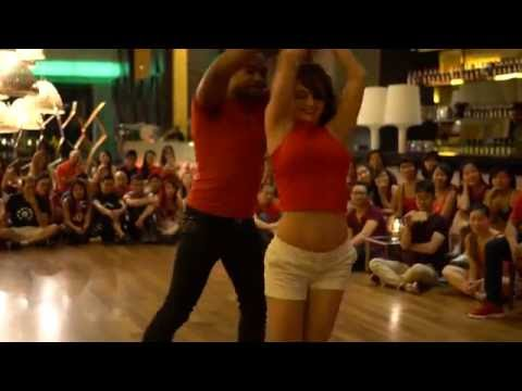 Zouk SEA 2016 Artists J&J with Larissa and Carlos ~ video by Zouk Soul
