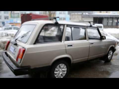 АВТоДОП Нижний Новгород Багажник на крышу ВАЗ 2104 продажа установка