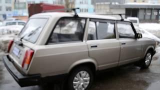 видео Багажник на крышу ваз-2104 своими руками