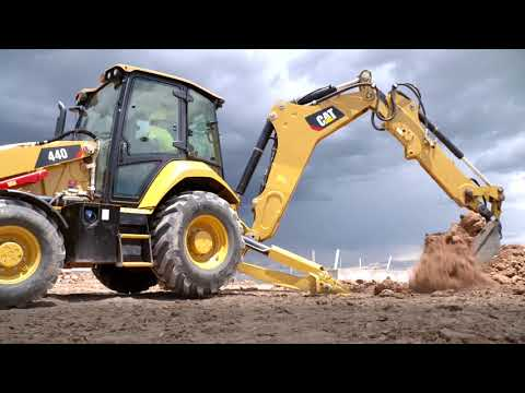 Cat® 440 and