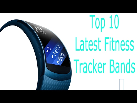 Top 3 best budget Latest Fitness Tracker Bands 2017 I Best Smart Bands I