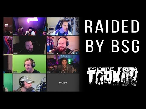 Raided By Battlestate | Escape From Tarkov