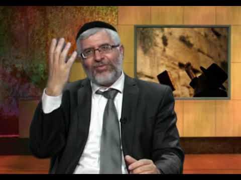 הרב יחיאל מויאל שיעור ברמה גבוהה על מעלת וכח התפילה להשם חלק א חובה לצפות!