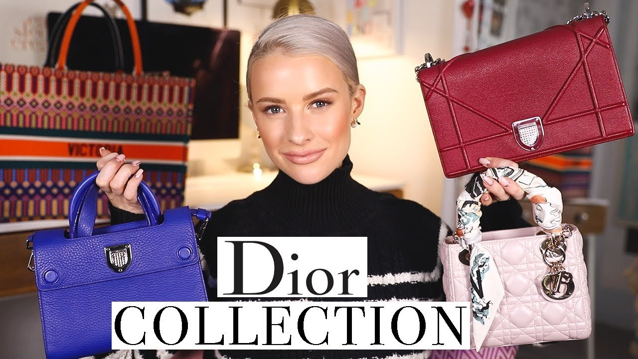 a530621f72 My Entire DIOR Collection | 6 Bags, Fine Jewellery, Shoes and T ...