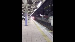朝霞駅のすごいジョイント音