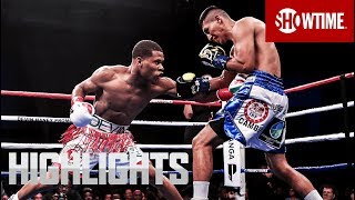 Haney vs. Burgos: Highlights | SHOBOX: THE NEW GENERATION