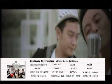 PLATINOEM - Bukan Untukku (Official Video Clip)
