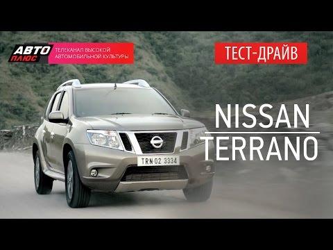 Тест-драйв - Nissan Terrano - Наши тесты - АВТО ПЛЮС