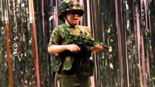 Scalloway Stars 2010 Campbell Hunter  as Bud Flanagan