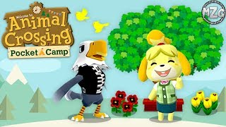 Welcome to Camp! - Animal Crossing Pocket Camp Gameplay - Episode 1?