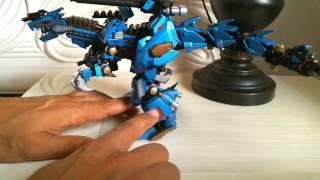 Zoids HMM Geno Exile - Custom Zoids Model Kit