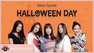 ปล่อยผีอย่างสดใสกับ Gelato Special Halloween Day
