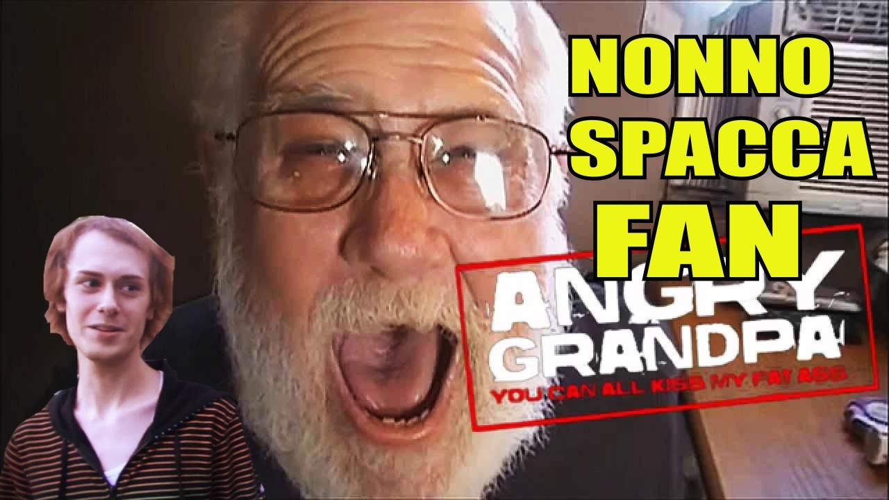 Nonno spacca fan youtube - Nonno spacca letto ...
