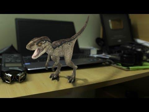 Download Youtube: Jurassic World: Fallen Kingdom in Real Life