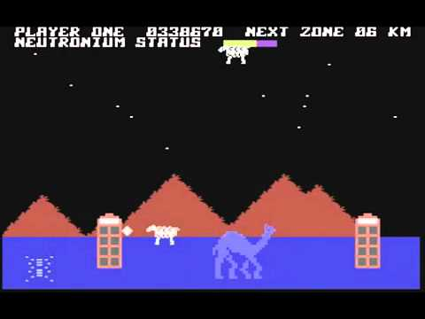 C64 Longplay - Revenge Of The Mutant Camels