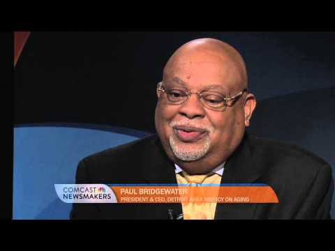 Paul Bridgewater, President & CEO, Detroit Area Agency On Aging
