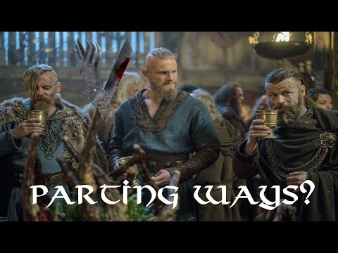 Vikings - Will Halfdan and Harald Really Part Ways In Season 5? [Season 5 Predictions]