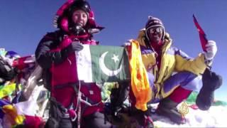 تسلق الجبال يزداد شعبية في باكستان