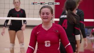 Sports Den Highlight: Centennial at Coon Rapids Volleyball - 9/13/18