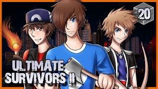 Ultimate Survivors II #20 : HILDA LA COCHONNE