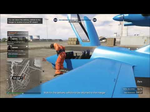 GTA Selling Full Hangar $1,593,100 50 Crates  ( Medical)