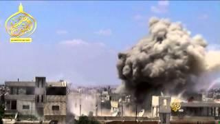 المعارك تحتدم في درعا والهدف دمشق