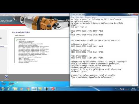 How to install SOLID WORKS 2015 64 bit on windows 8.1\1... | Doovi