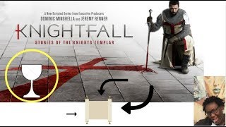 Knightfall Finale Explained - What is on the scroll and Grail?