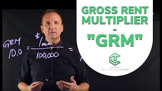 What is Gross Rent Multiplier?