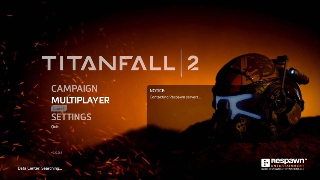 titanfall 2 server browser