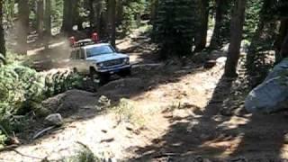Land Cruiser Fj60 Climbing Corral Holow Trail