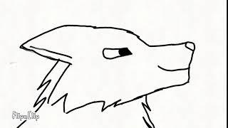 Wolf base animate