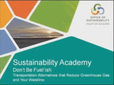 Don't be 'Fuel'ish: Transportation Alternatives that Reduce Greenhouse Gas and Your Waistline!