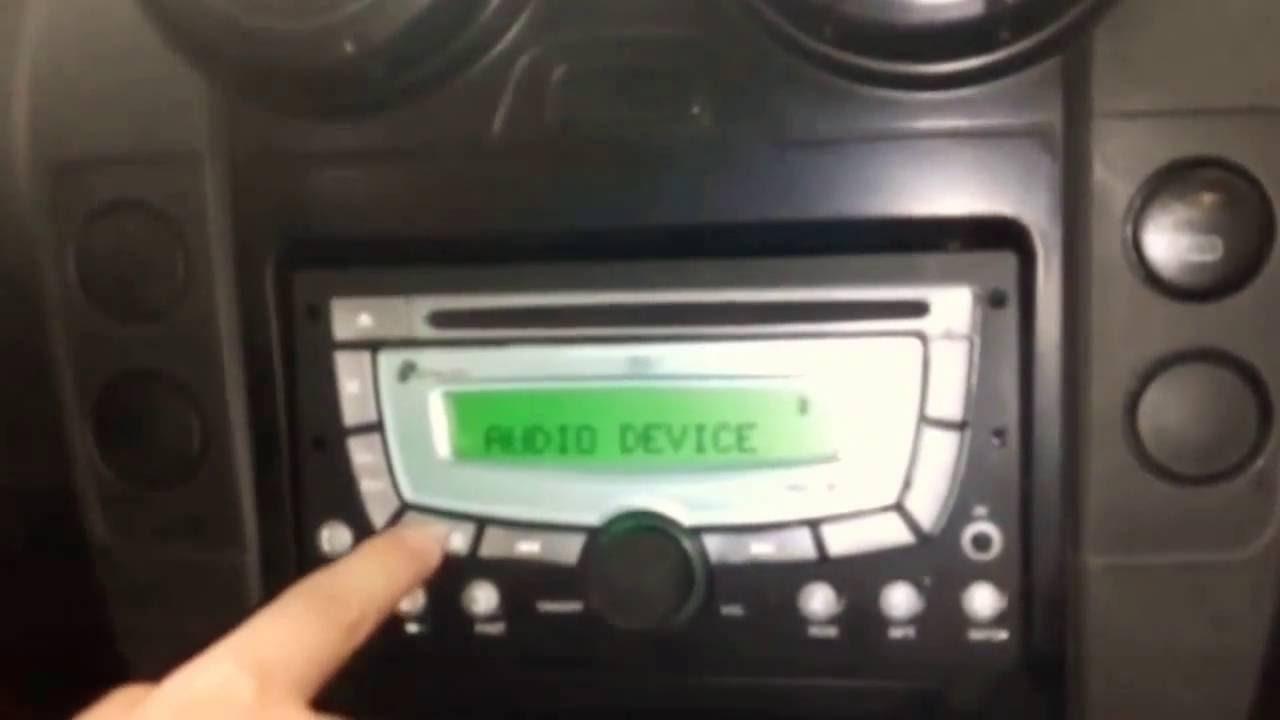 2016 Ford Ranger >> Como Borrar Historial del Estereo Bluetooth del Ford ...