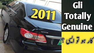 Toyota Corolla Gli 2011 Model …