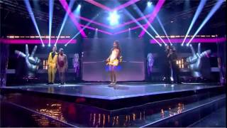 Ariana Grande @ The Voice Italy 2015 Finals [ Medley: Problem - Love Me Harder - Break Free ]