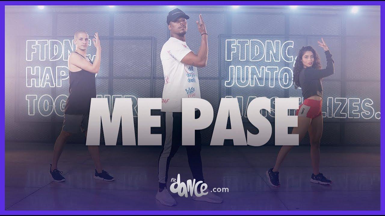 ME PASE - Enrique Iglesias   FitDance (Coreografia)   Dance Video