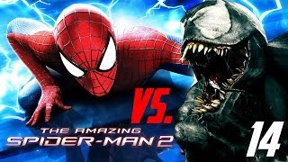 Repeat youtube video The Amazing Spider-Man 2 - iOS/Android - Walkthrough/Let`s Play - #14 First Fight with Venom