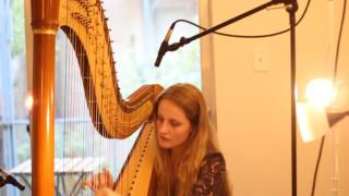 Can't Help Falling in Love - Elvis Presley (LIVE Harp Cover)